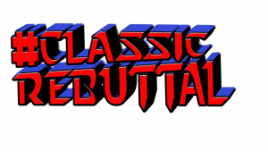 Some times the Classics are oh So Much Better Logo